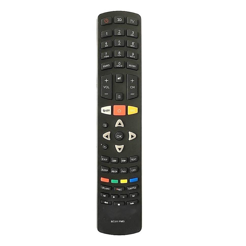 Review Remote Điều Khiển Dùng Cho TV LED, Smart TV TCL RC311FM13