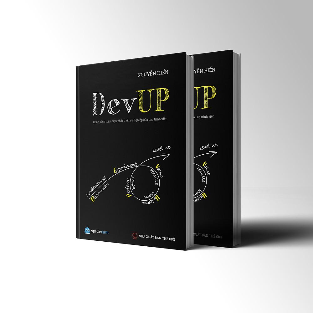 Review Sách DevUP