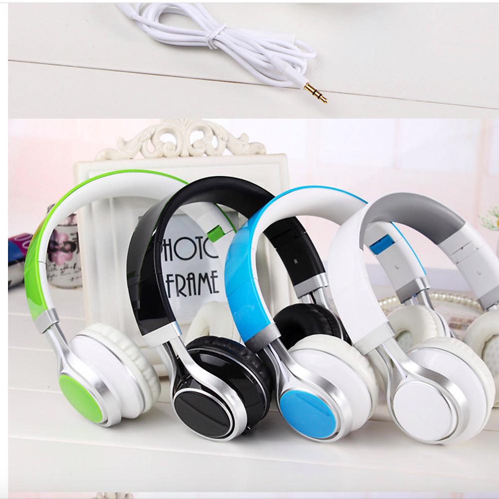Đánh giá Tai nghe chụp tai dây cao cấp nghe cực hay - Thế hệ mới nhất