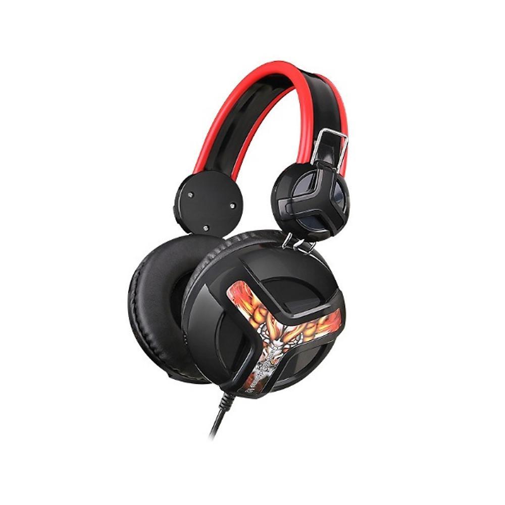 Đánh giá Tai nghe gaming chụp tai (Headphone Gaming) V2