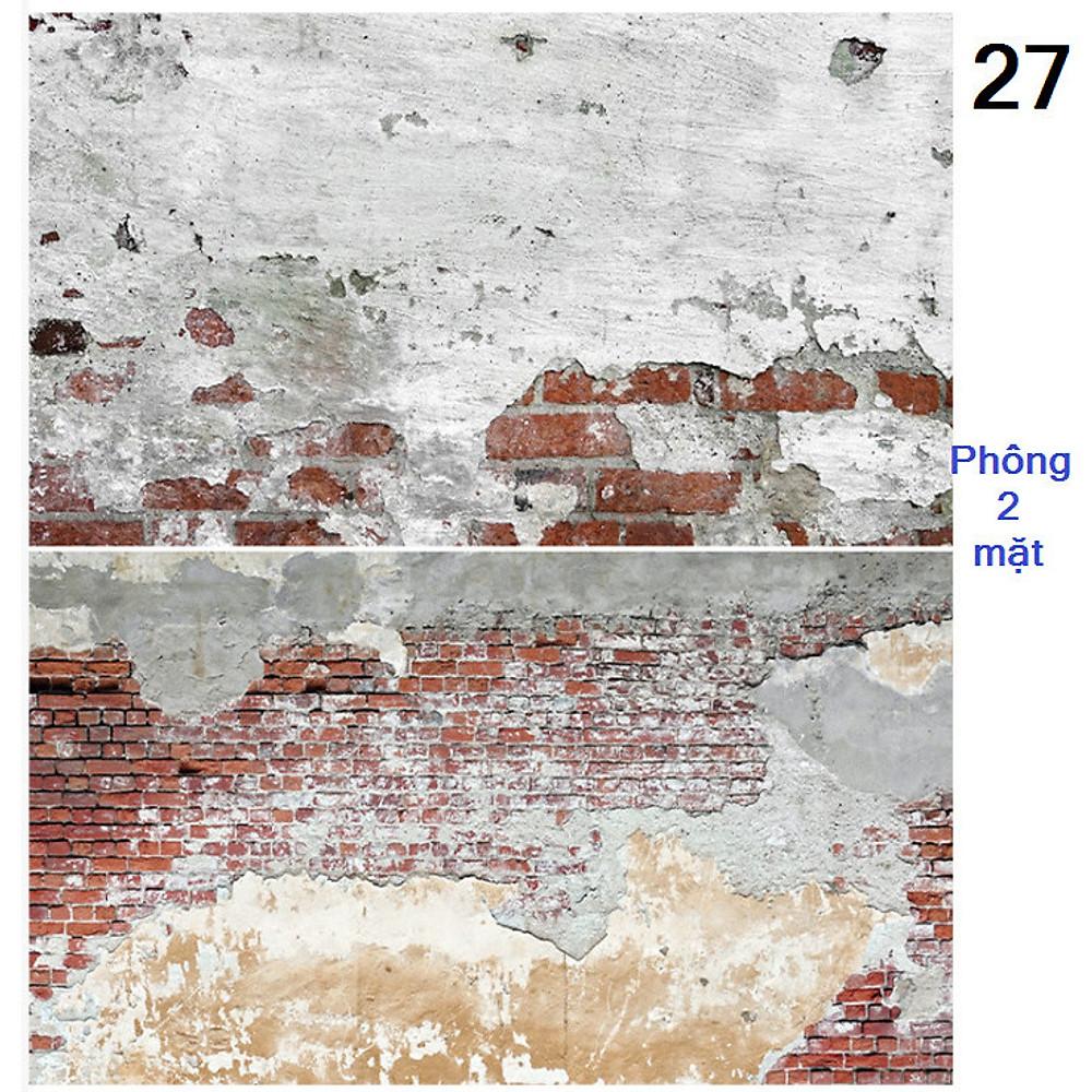So Sánh Giá Tấm Phông Nền Chụp ảnh 2 Mặt 60x90cm Mã 27