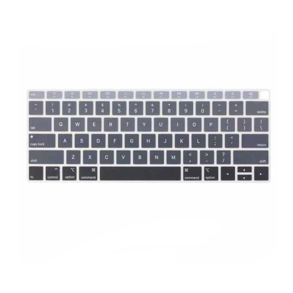 Đánh giá Tấm phủ phím bằng silicon cho Macbook chống bụi, chống nước nhiều màu