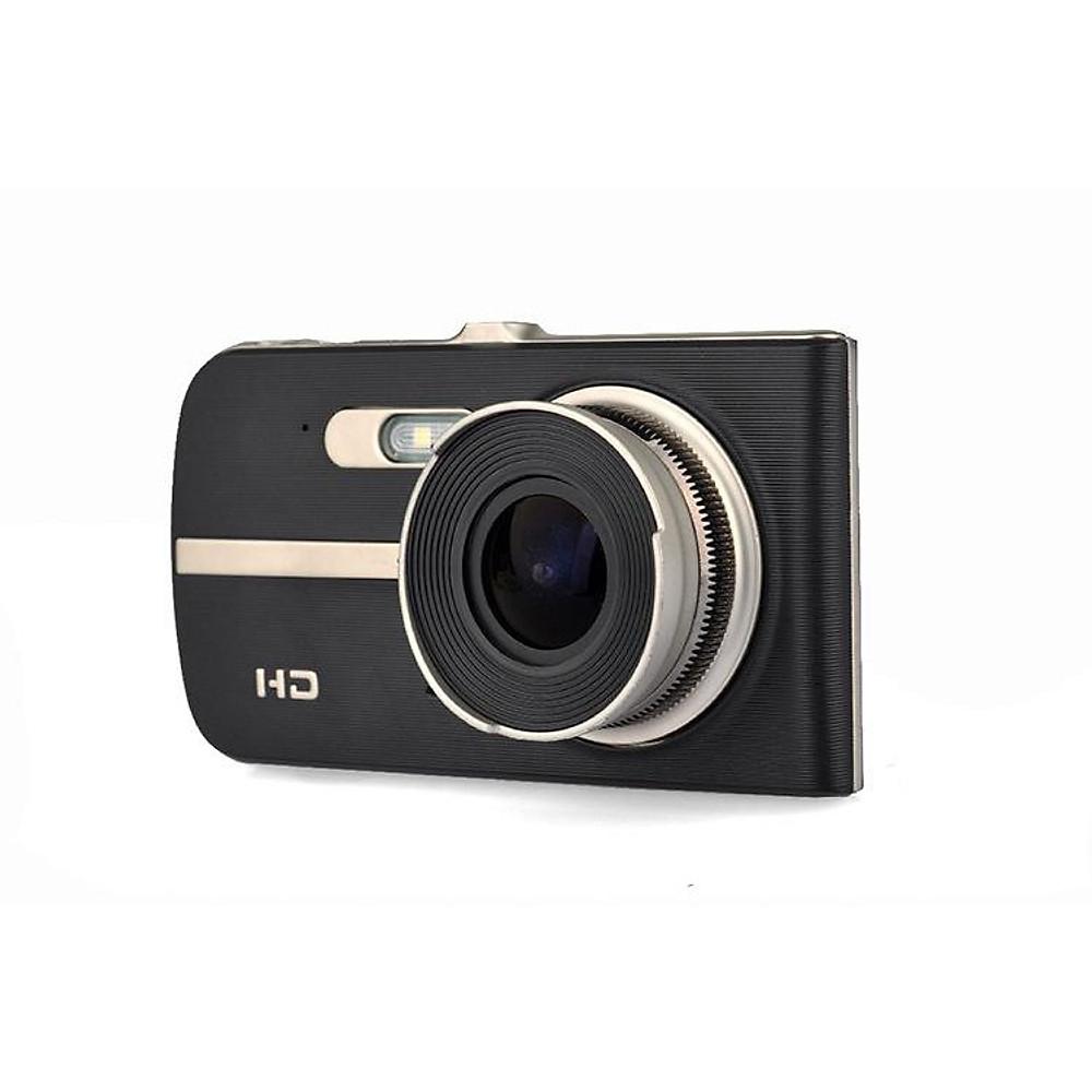 Review (TẶNG KÈM THẺ NHỚ 16GB) Camera hành trình ô tô FULLHD A12