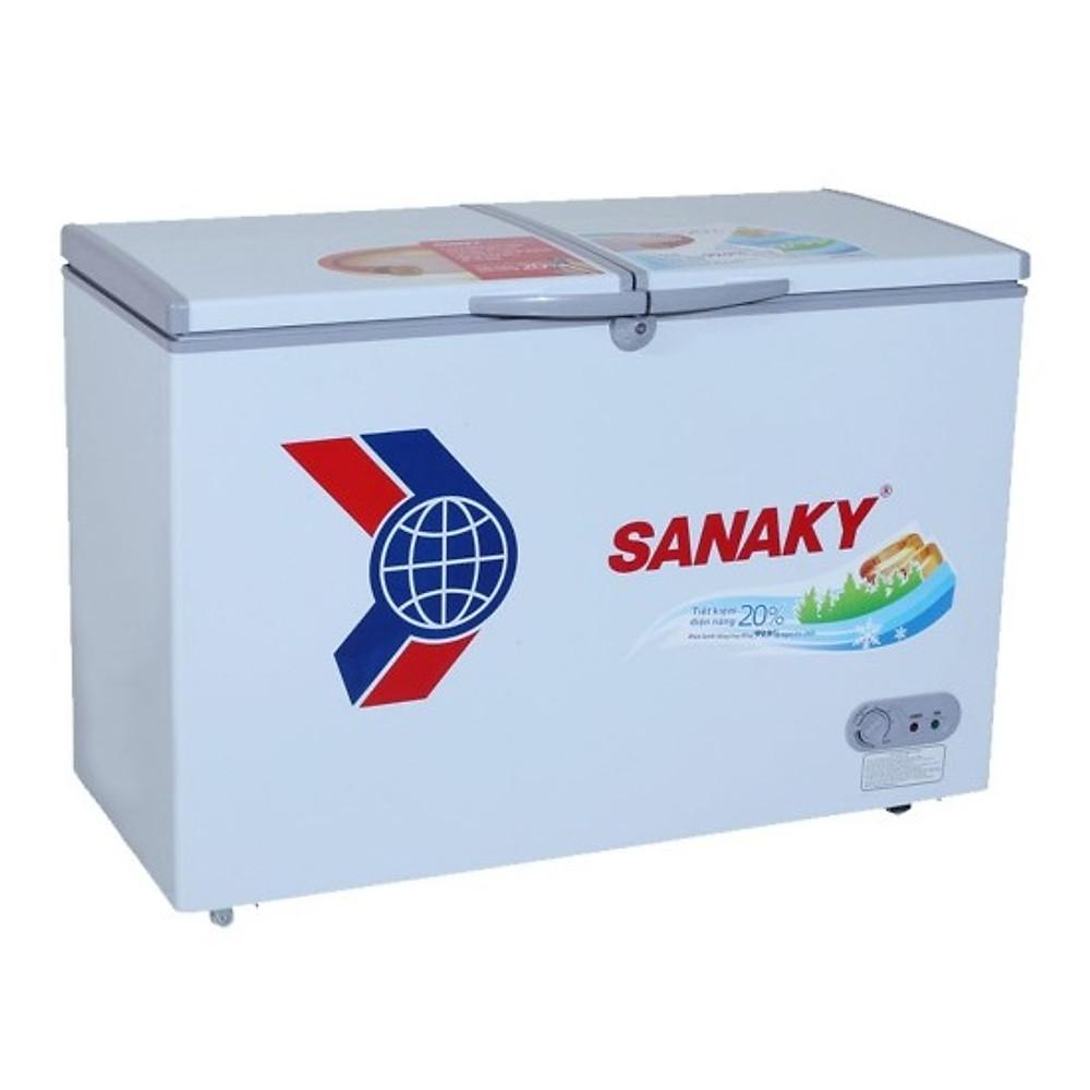 Review Tủ Đông Sanaky VH-3699W1 (260L) - Hàng chính hãng