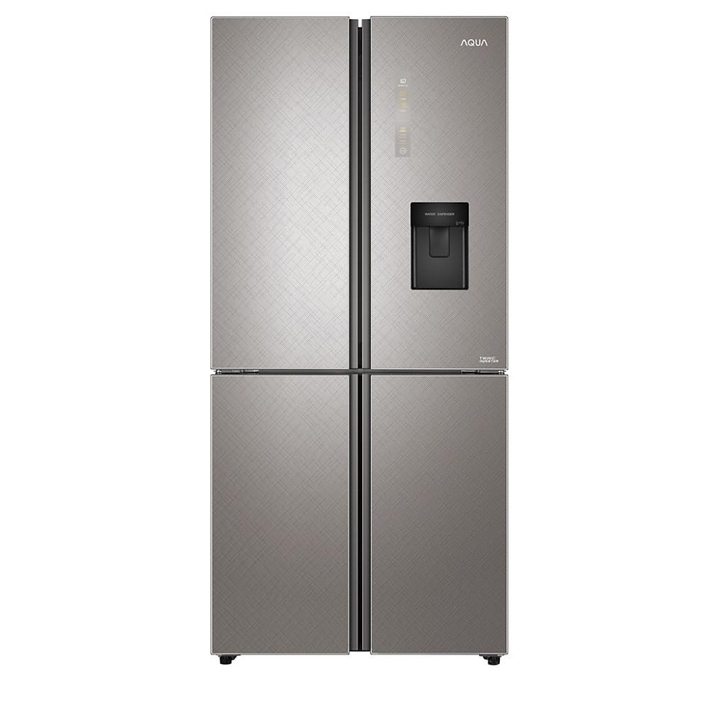 Đánh giá Tủ lạnh Aqua Inverter 456 lít AQR-IGW525EM GD - HÀNG CHÍNH HÃNG