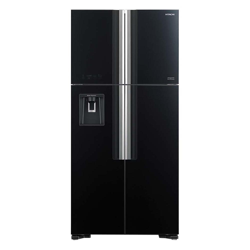 Đánh giá Tủ lạnh Hitachi Inverter 540 lít R-FW690PGV7 GBK