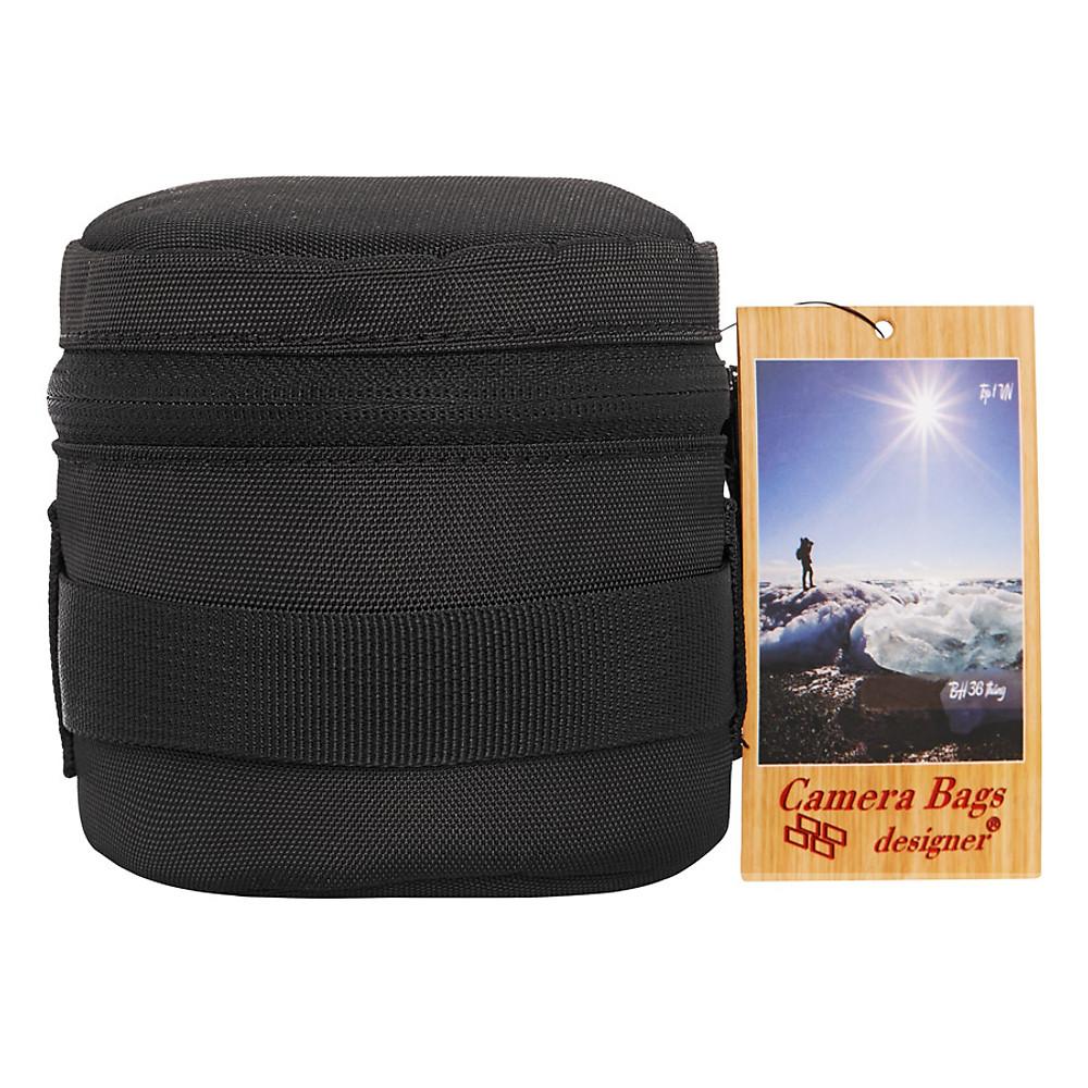 So Sánh Giá Túi Đựng Camera Bags Designer Lens LENS-60 (Đen) - Hàng Chính Hãng