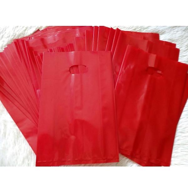So Sánh Giá Túi Nilon đựng đồ Hd - Màu đỏ (1kg)