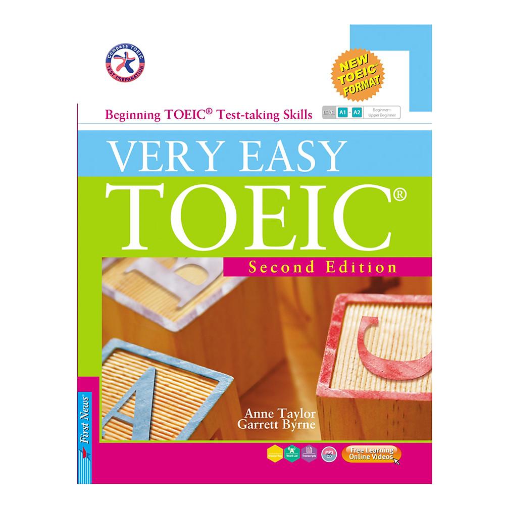 Review Very Easy Toeic (Tái Bản) (Không kèm CD)