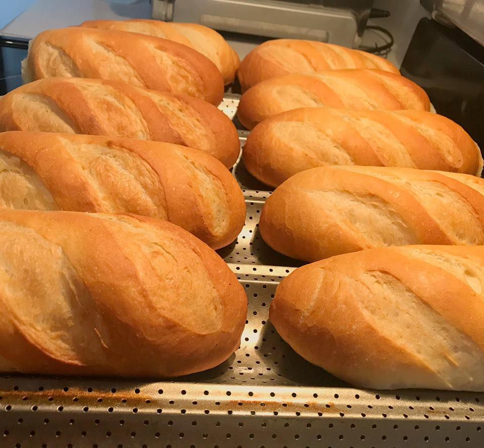 Công thức làm bánh mì Việt Nam tại nhà