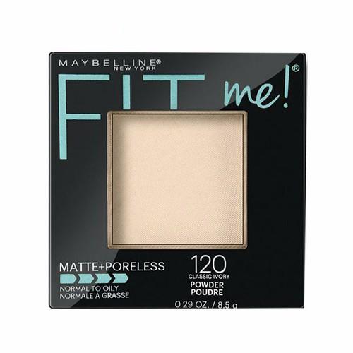 Đánh giá Maybelline Fit Me Matte+ Poreless Powder