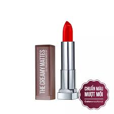 So Sánh Giá Son Môi Maybelline Creamy Matte 665 – Lust For Blush