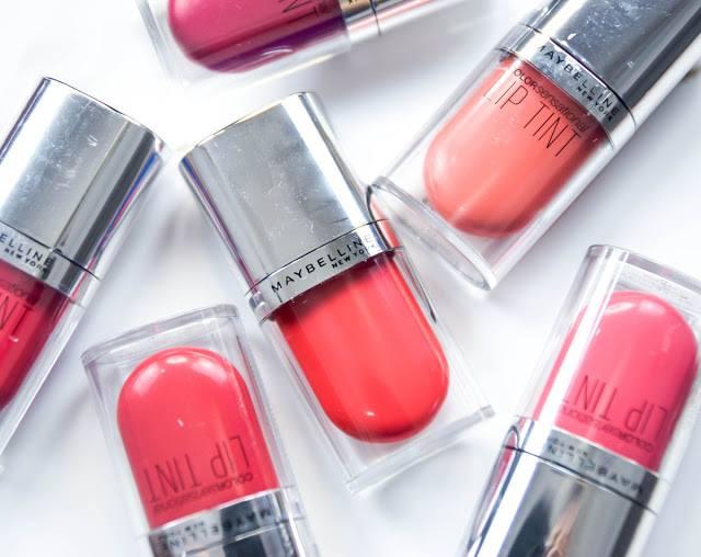 Đánh giá chi tiết Son Tint lâu trôi Maybelline Color Sensational Lip Tint