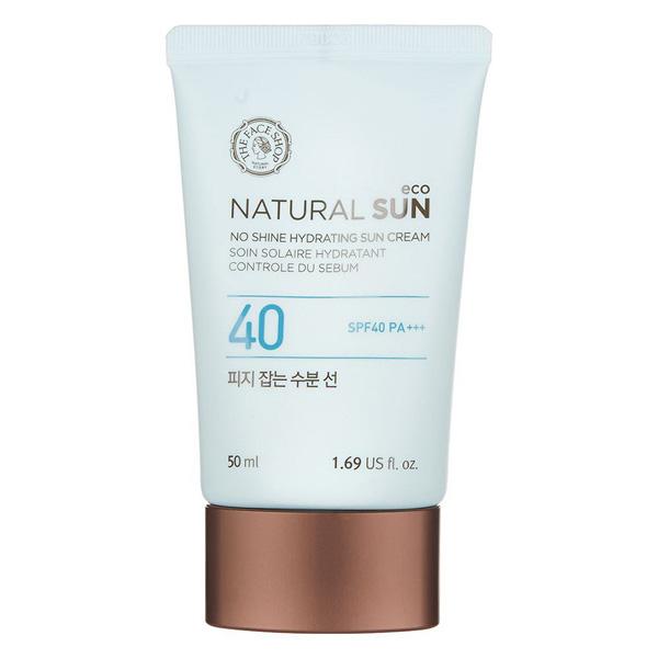 Đánh giá chi tiết Kem Chống Nắng Natural Sun Eco No Shine Hydrating Sun Cream