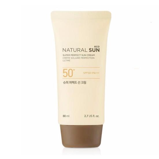 Đánh giá chi tiết Kem Chống Nắng Natural Sun Eco Perfect Sun Cream