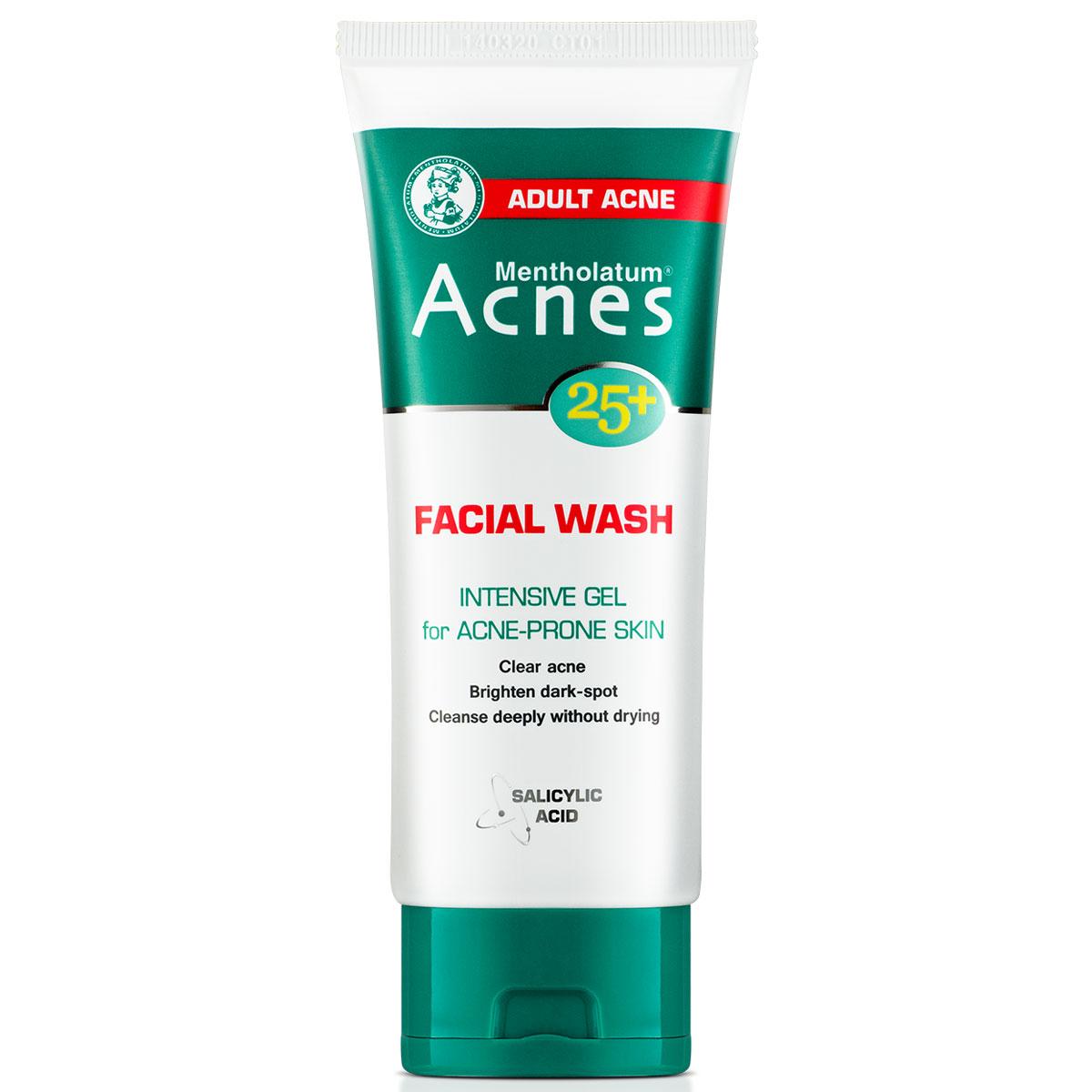 Đánh giá Sữa rửa mặt trị mụn Acnes Facial Wash