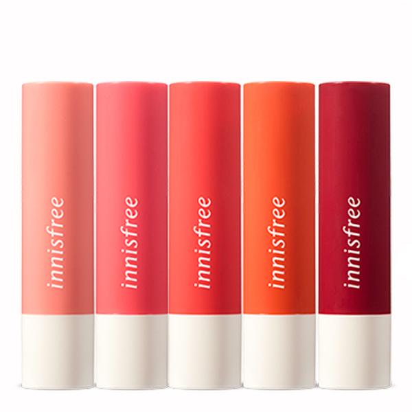 Đánh giá Son dưỡng môi có màu Innisfree Glow Tint Lip Balm