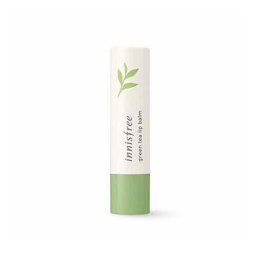 Đánh giá chi tiết Son dưỡng Innisfree Green Tea Lip Balm