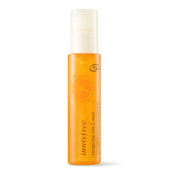 Đánh giá Xịt khoáng Innisfree Tangerine Vita C