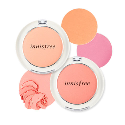 Đánh giá chi tiết Phấn má hồng Innisfree – Mineral Bluser & Fit Stick