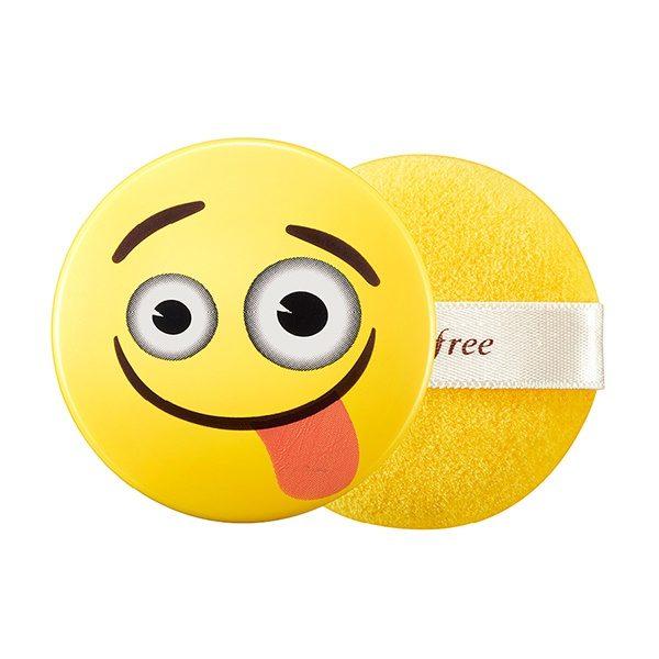 So Sánh Giá Phấn Phủ Innisfree Emoji