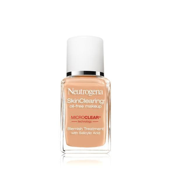 Đánh giá Neutrogena  SkinClearing Liquid Makeup