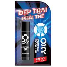 Đánh giá chi tiết Son Dưỡng Nam Oxy Perfect Cool Lips