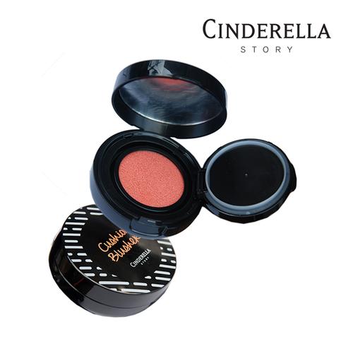 Đánh giá chi tiết Phấn Má Hồng Cinderella Cushion Blusher