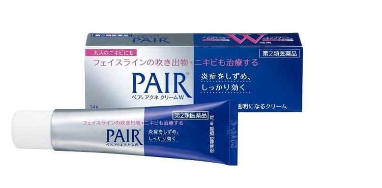 Đánh giá chi tiết Kem Trị Mụn Pair Acne Lion Cream