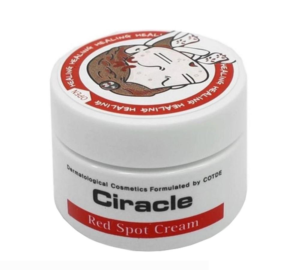 Đánh giá chi tiết Kem trị mụn Ciracle Red Spot Cream