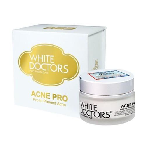 Review Kem trị mụn White Doctor Acne Pro