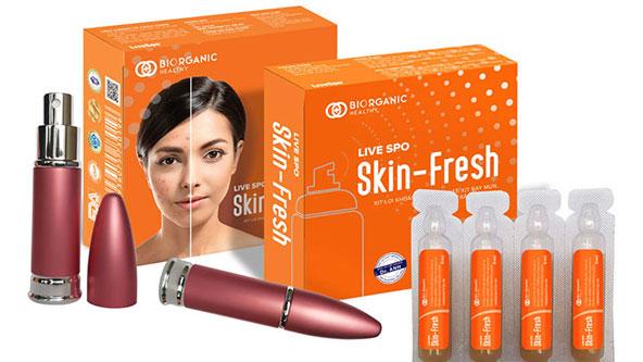 So Sánh Giá Skin Fresh – Xịt Lợi Khuẩn Trị Mụn