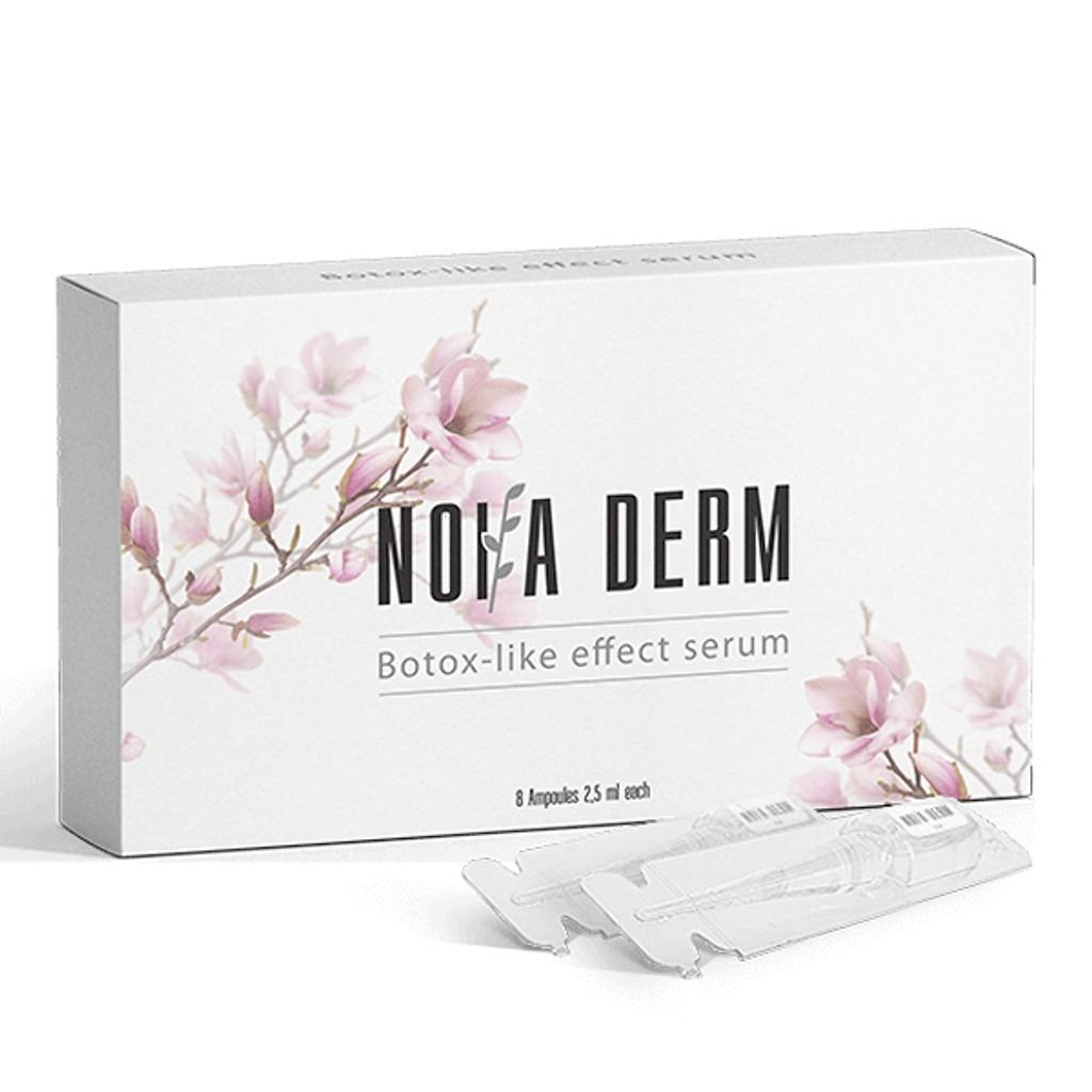 Review Tinh chất chống lão hóa Anti-aging Serum Noia Derm