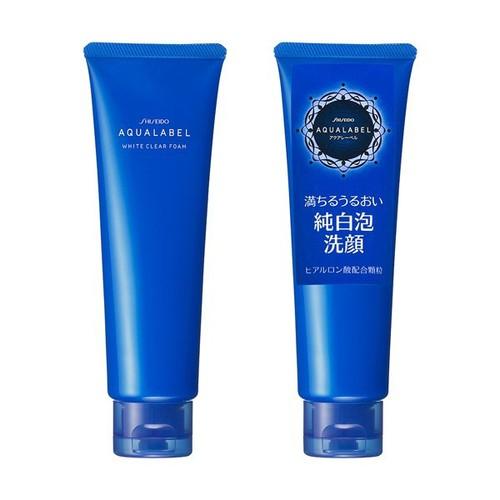 Đánh giá chi tiết Sữa Rửa Mặt Shiseido Aqualabel White Clear Foam