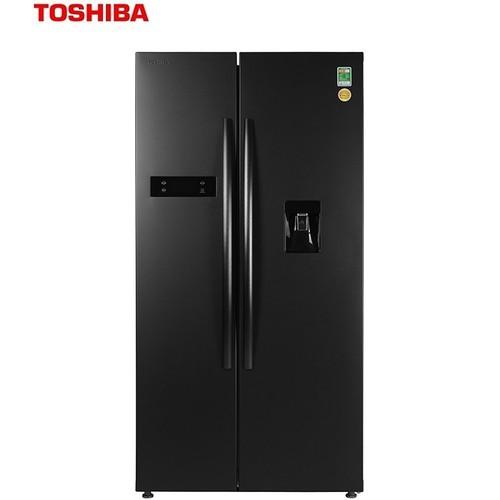 So Sánh Giá Tủ Lạnh Toshiba Inverter GR-RS682WE-PMV (513L)