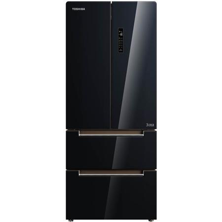So Sánh Giá Tủ Lạnh Toshiba Inverter GR-RF532WE-PGV (500L)
