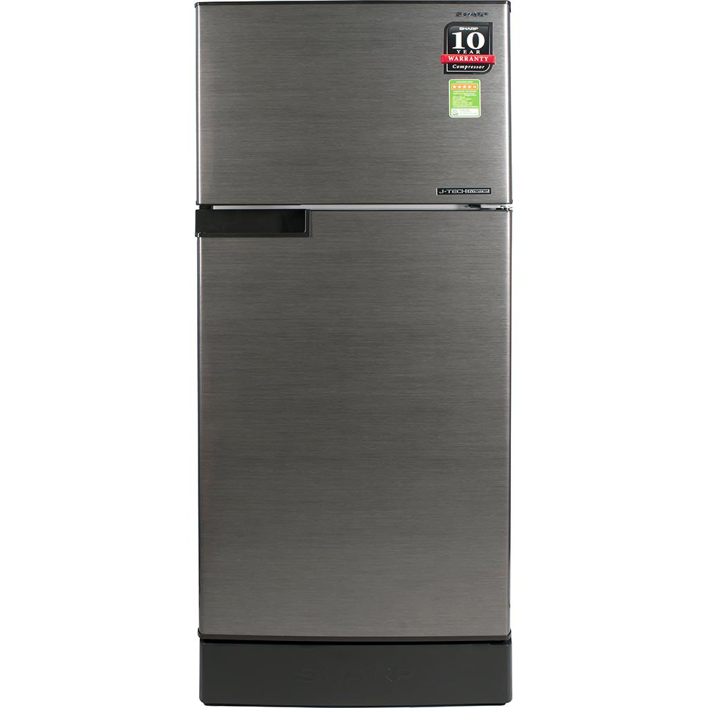 So Sánh Giá Tủ Lạnh Sharp Inverter SJ-X176E-DSS (165L)