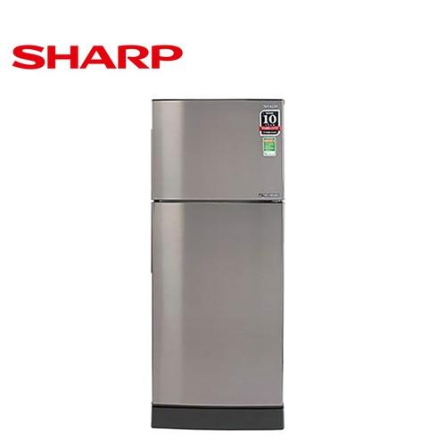 So Sánh Giá Tủ Lạnh Sharp Inverter SJ-X201E-SL (182L)