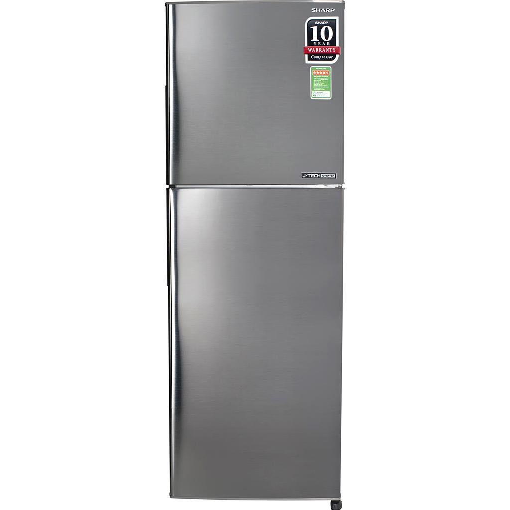 So Sánh Giá Tủ Lạnh Sharp Inverter SJ-X251E-DS (224L)