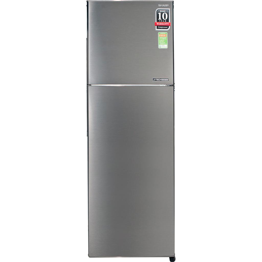 So Sánh Giá Tủ Lạnh Sharp Inverter SJ-X281E-SL (253L)