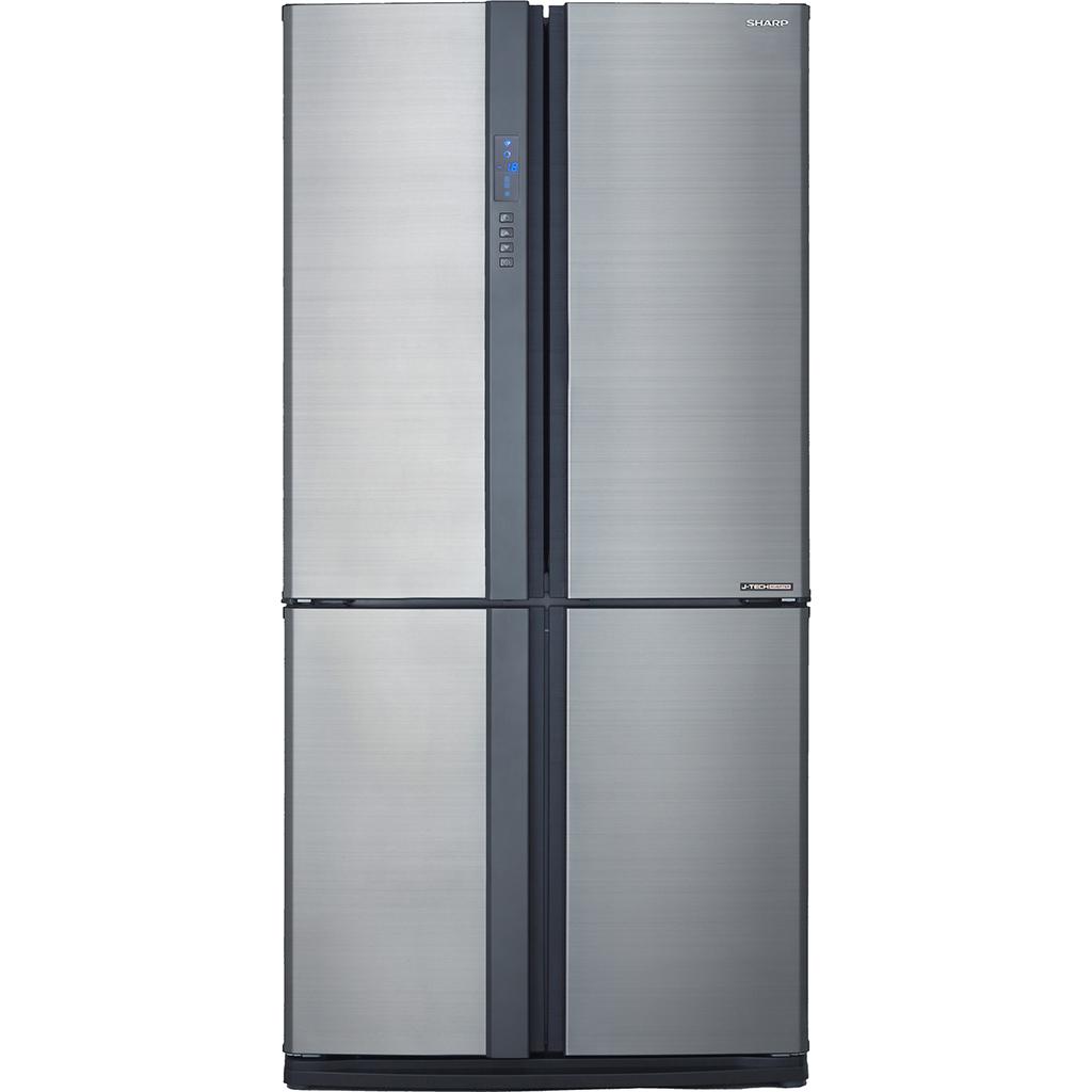 So Sánh Giá Tủ Lạnh Sharp Inverter SJ-FX680V-ST (605L)
