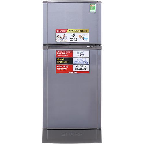 So Sánh Giá Tủ Lạnh Sharp Inverter SJ-X176E-SL (150L)