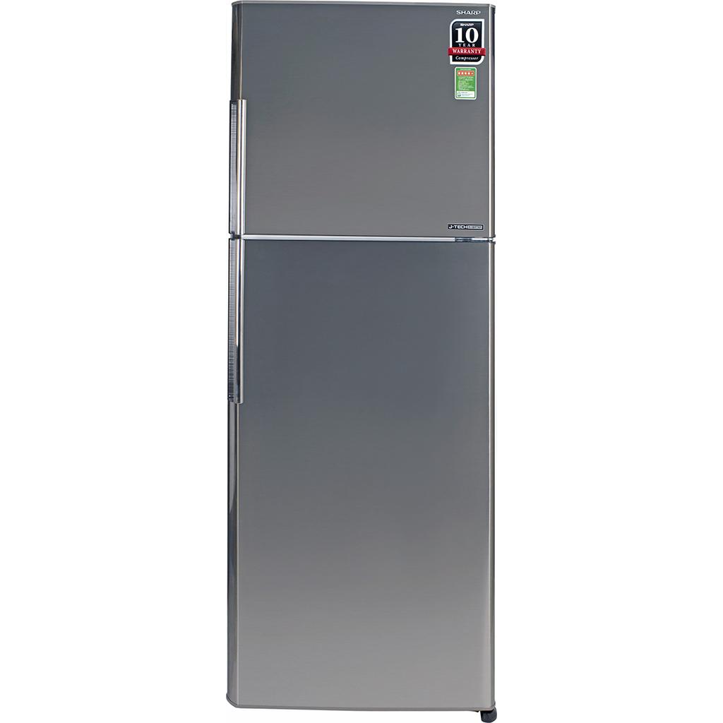 So Sánh Giá Tủ Lạnh Sharp Inverter SJ-X346E-SL (342L)