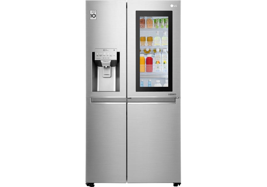 So Sánh Giá Tủ Lạnh LG Inverter Instaview Door In Door GR-X247JS (601L)