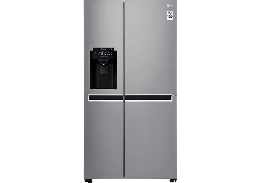 So Sánh Giá Tủ Lạnh LG Inverter SBS GR-D247JDS (601L)