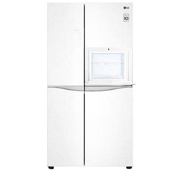 So Sánh Giá Tủ Lạnh LG Inverter Side By Side GR-H247LGW (618L)