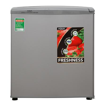 So Sánh Giá Tủ Lạnh Aqua AQR-55ER (SS) (50L)