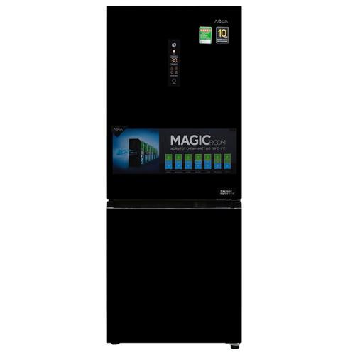 So Sánh Giá Tủ Lạnh Aqua Inverter AQR-I298EB-BS (260L)