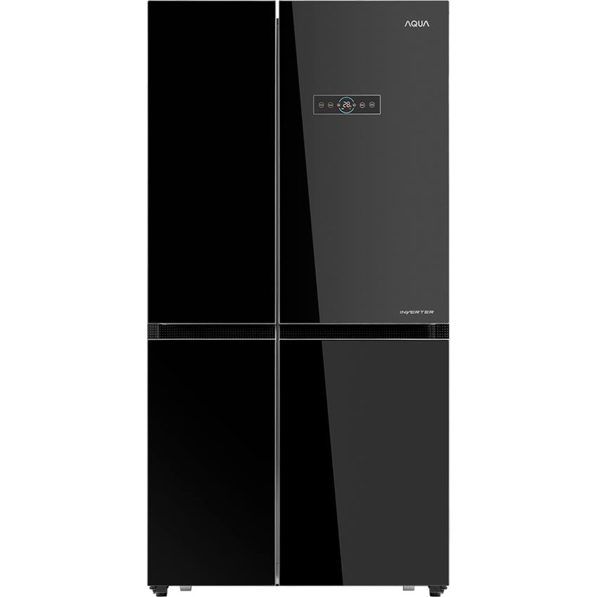 So Sánh Giá Tủ Lạnh Aqua Inverter AQR-IG585AS GB (518L)