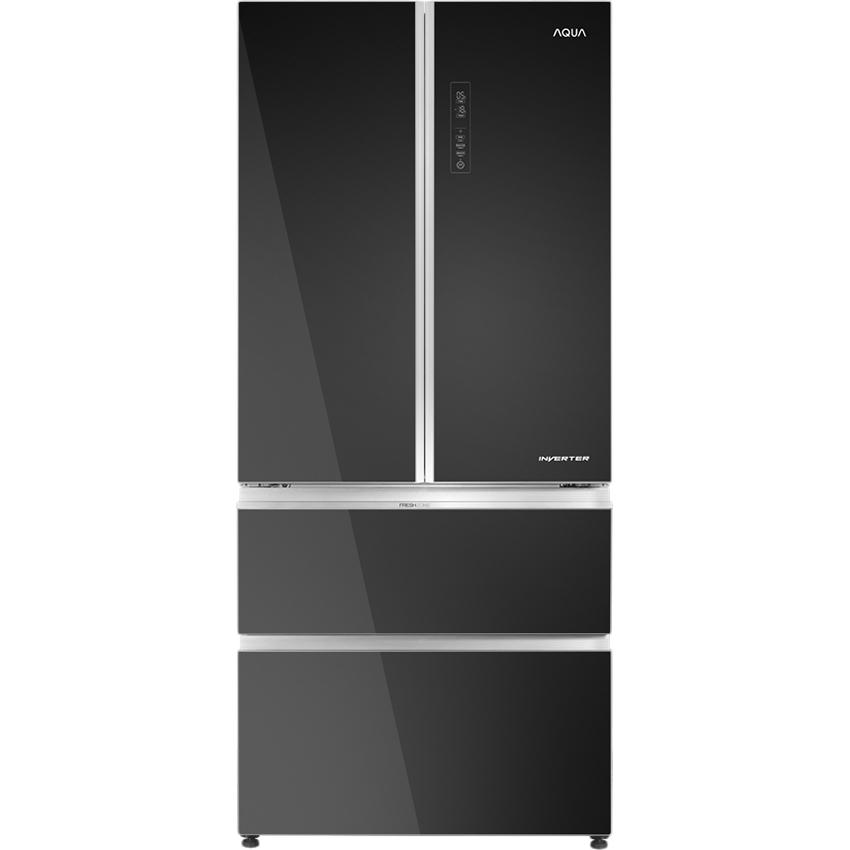So Sánh Giá Tủ Lạnh Aqua Inverter AQR-IG656AM-GB (542L)